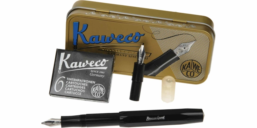 kaweco-kalligrafie-set-s-schwarz