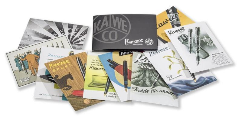 kaweco-postkarten-set-historische-werbung