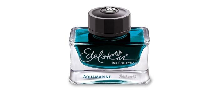 pelikan-edelstein-tintenglas-aquamarine-tuerkis