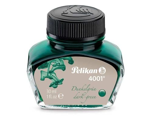 pelikan-tintenglas-30-ml-dunkelgruen