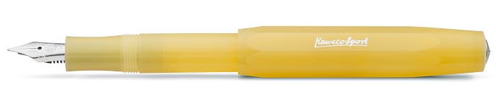 kaweco-frosted-sport-fuellhalter-sweet-banana