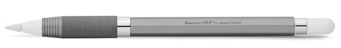 kaweco-bleistifthuelle-grip-fuer-apple-pencil-anthrazit-handschrift-als-schriftart