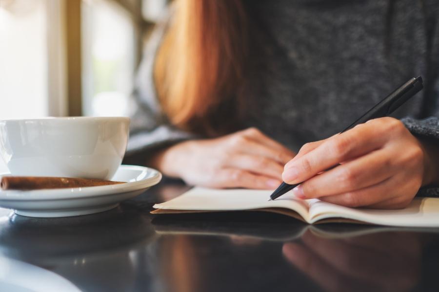 Terminen und Gedanken Struktur geben bullet-journal-notizbuch
