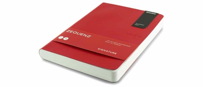 zequenz-signature-classic-360-notizbuch-a5-rot