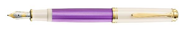 pelikan-souveraen-600-kolbenfuellhalter-violett-weiss