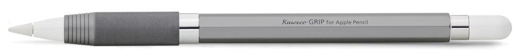 Kaweco Bleistifthülle GRIP für Apple Pencil Anthrazit - Stifte für digitale Notizen