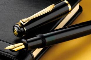 Nahaufnahme Füller - Füller verschenken