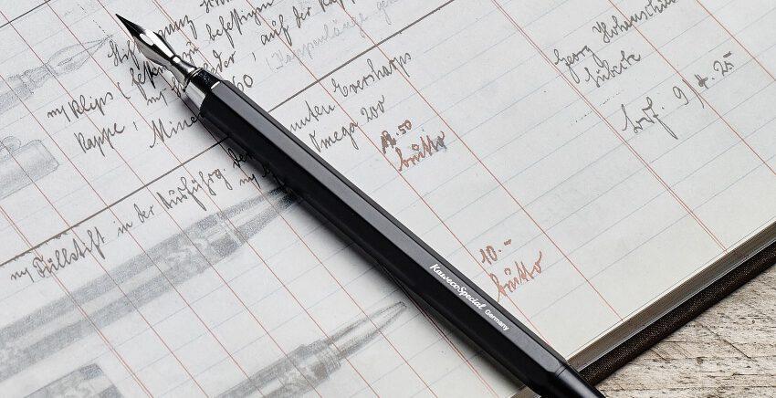 Den Füller reinigen