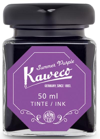 Kaweco Tintenglas Sommer Lila 50 ml