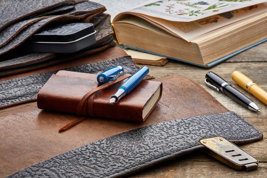 Kaweco STUDENT Füllhalter Vintage Blau
