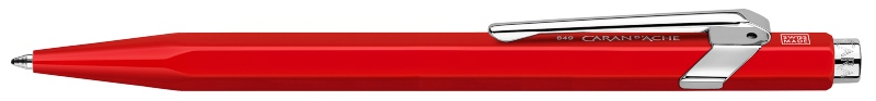 Caran d'Ache 849 Classic Line Kugelschreiber Rot