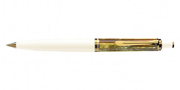 Pelikan Souverän 400 Druckbleistift Schildpatt Weiß