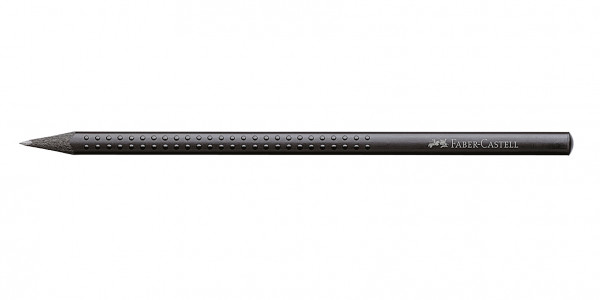 Faber-Castell Graphite pencil Design Grip black