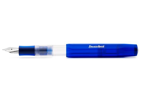 Kaweco ICE Sport fountain pen blue F