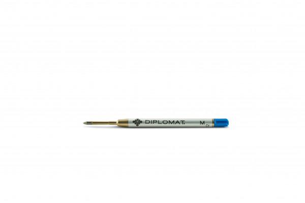 Diplomat Easy Flow king size ballpen refill blue