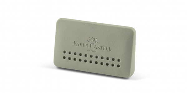 Faber-Castell Eraser Grip 2001 Edge grey