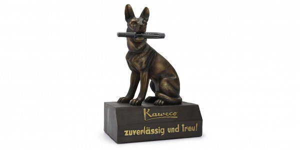 Kaweco Stiftehalter Schäferhund