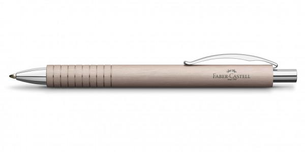 Faber-Castell Essentio Aluminium Kugelschreiber Rose