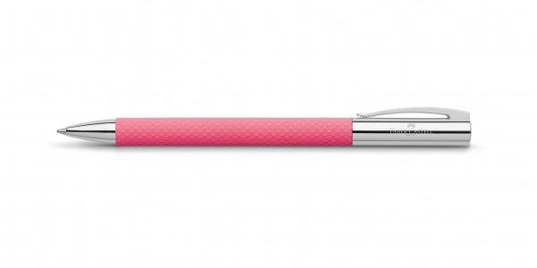 Faber-Castell Ambition OpArt Drehkugelschreiber Pink Sunset