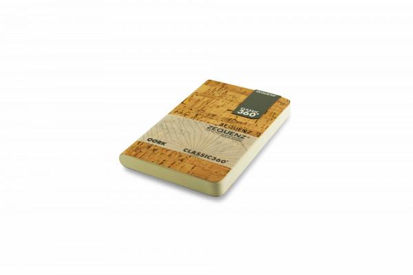 Zequenz Cork Lite notebook A5 Wildstyle Natural A