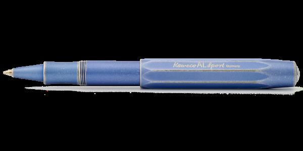 Kaweco AL Sport Stonewashed Rollerball Blau