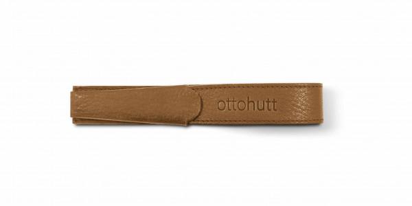 Otto Hutt Leder Etui Natur für 1 Schreibgerät