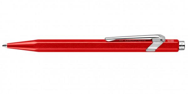 Caran d'Ache 849 Pop Line Kugelschreiber Metallic Rot