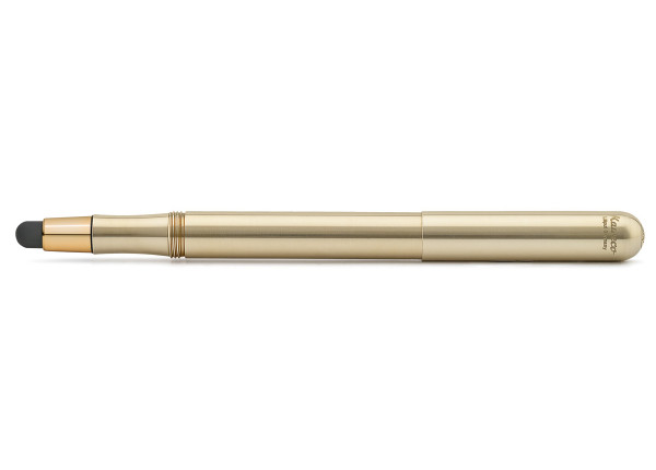 Kaweco LILIPUT CONNECT Touch Stylus Messing mit Spitze Gold