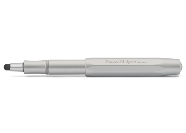 Kaweco AL Sport CONNECT Touch Stylus Silber