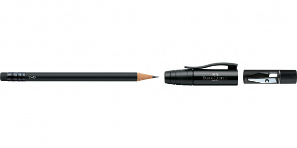 Faber-Castell Perfect pencil black