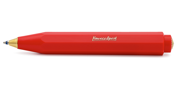 Kaweco CLASSIC Sport Kugelschreiber Rot