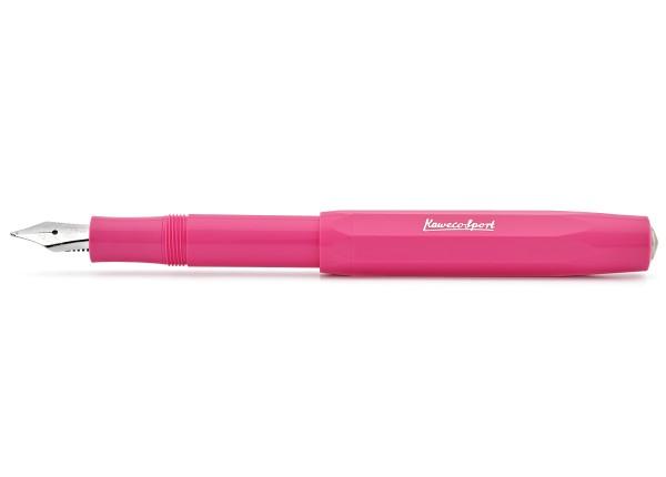 Kaweco SKYLINE Sport Füllhalter Pink B