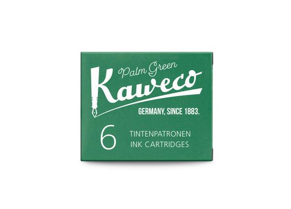 Kaweco ink cartridges palm green