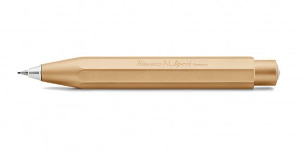 Kaweco AL Sport Druckbleistift 0,7 mm Gold Edition