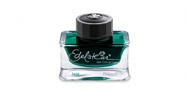 Pelikan Edelstein ink flacon Jade light green