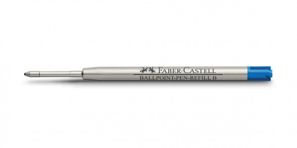 Faber-Castell Kugelschreibermine Blau B