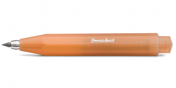 Kaweco FROSTED Sport clutch pencil 3,2 mm Soft Mandarine