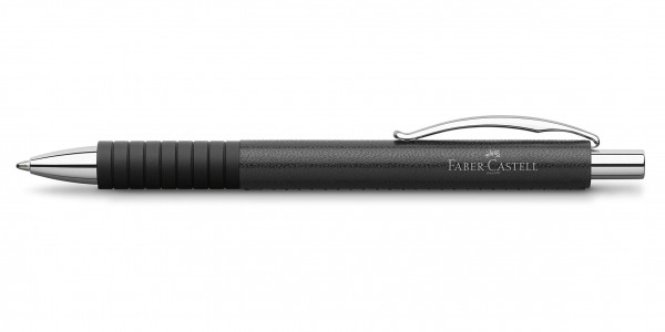 Faber-Castell Ballpoint pen Essentio Black Leather