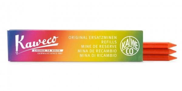 Kaweco Bleistift Highlighter Minen 5,6 mm Orange