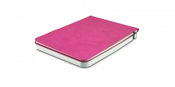 Off Lines Zettelwirt notepad 9x13 cm pink