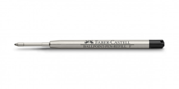 Faber-Castell Kugelschreibermine Schwarz F