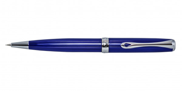 Diplomat Excellence A2 Drehbleistift Skyline Blau