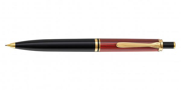 Pelikan Souverän 400 Druckbleistift Schwarz Rot