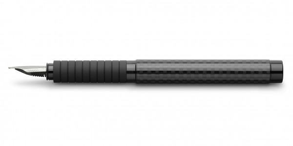 Faber-Castell Fountain pen Essentio Black Carbon