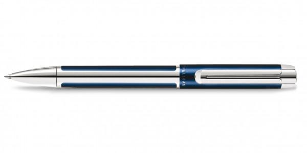 Pelikan Pura Kugelschreiber Blau Silber