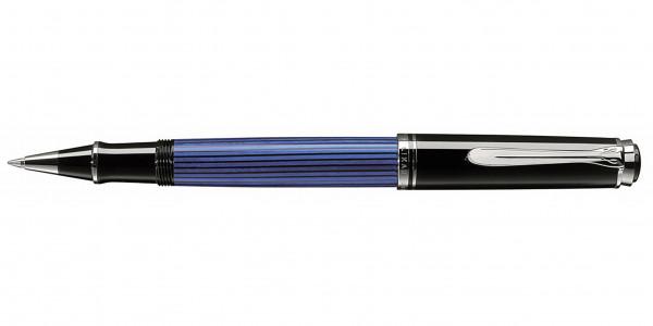 Pelikan Souverän 405 Tintenroller Schwarz Blau