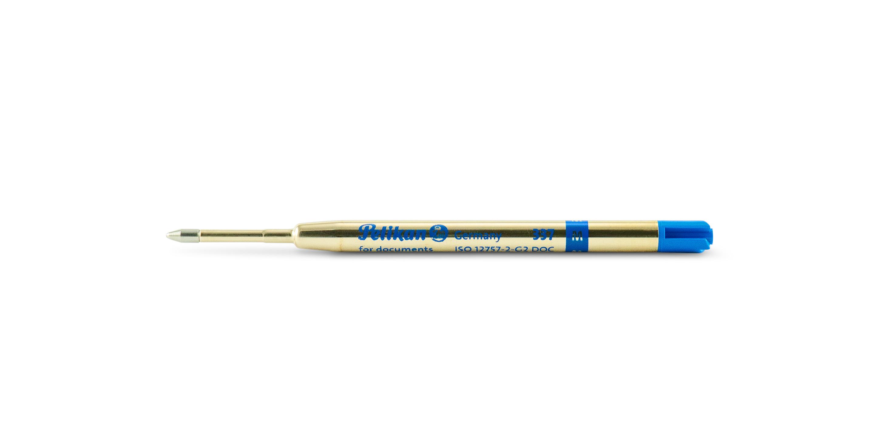 Pelikan Kugelschreiber Großraummine 337 M blau