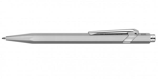 Caran d'Ache 849 Classic Line Kugelschreiber Silber