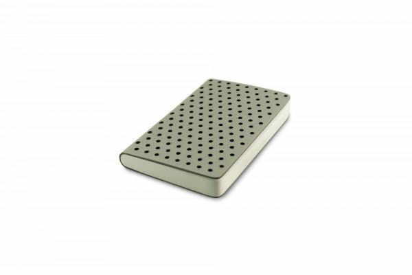 Zequenz Air 360 notebook A6- Nickel Grey Dotted