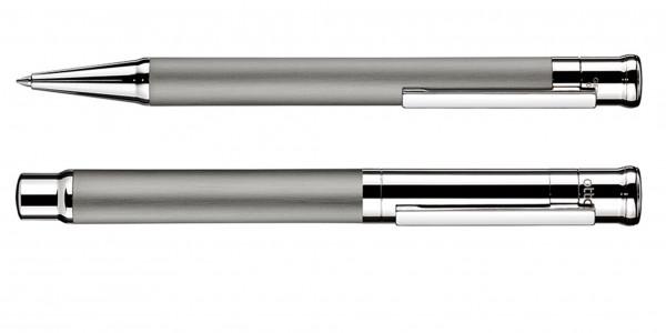 Otto Hutt Entwurf 04 Füllhalter + Kugelschreiber-Set Graphite Grey HARMONY Limited Edition